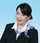 客室乗務実習担当 宮田 雅美先生の写真
