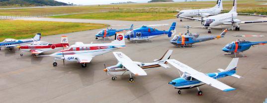 所有する航空機イメージ