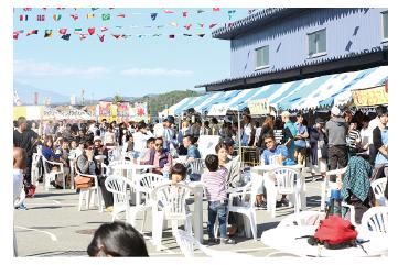 日本航空学園の歩み 学園祭の写真