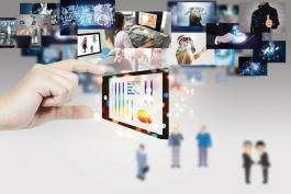 情報コース  デジタルコンテンツ専攻の写真