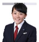 東京都八王子市立第六中学校出身 漆間花菜子さんの写真