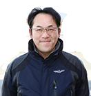航空整備ステージ担当 金澤 賢治先生の写真