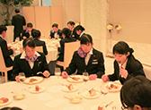テーブルマナーの写真