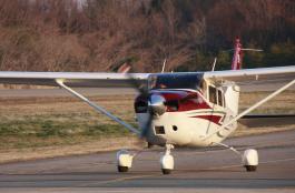 パイロット専攻の写真