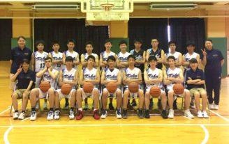 男子バスケットボール部イメージ