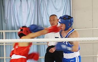 ボクシング部イメージ
