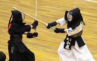 剣道部イメージ