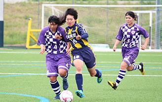 女子サッカー部イメージ