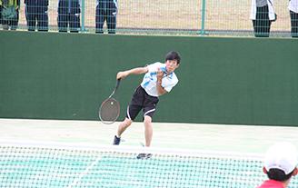 硬式テニス部イメージ