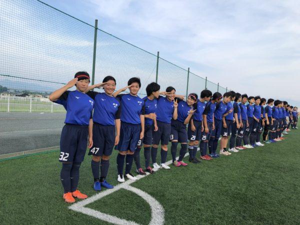 女子サッカー部練習会のお知らせ!